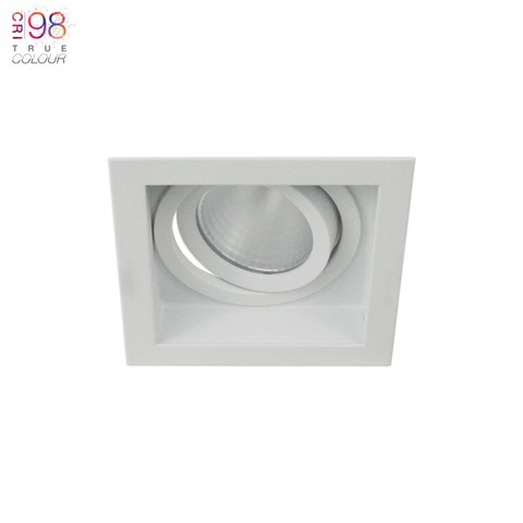 Image of Eiger 1-S Square Adjustable LED Downlight