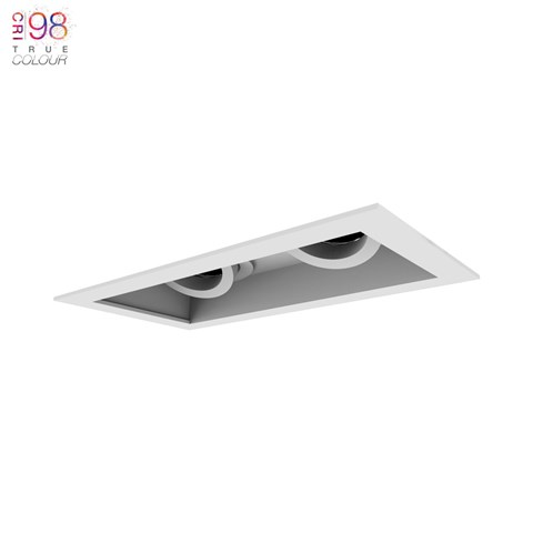 Image of Eiger 2 Twin Adjustable LED Downlight