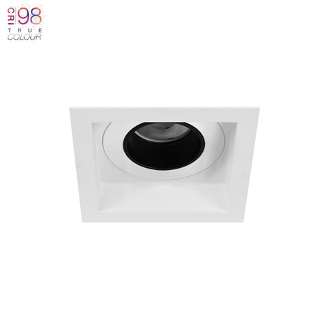 Image of Andes 1-S Square Fixed LED Downlight