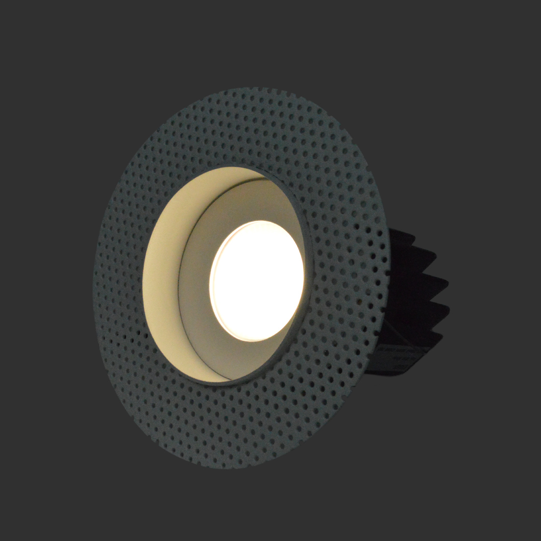 Eiger 1-R Round IP65 Fixed LED Downlight Image number 8