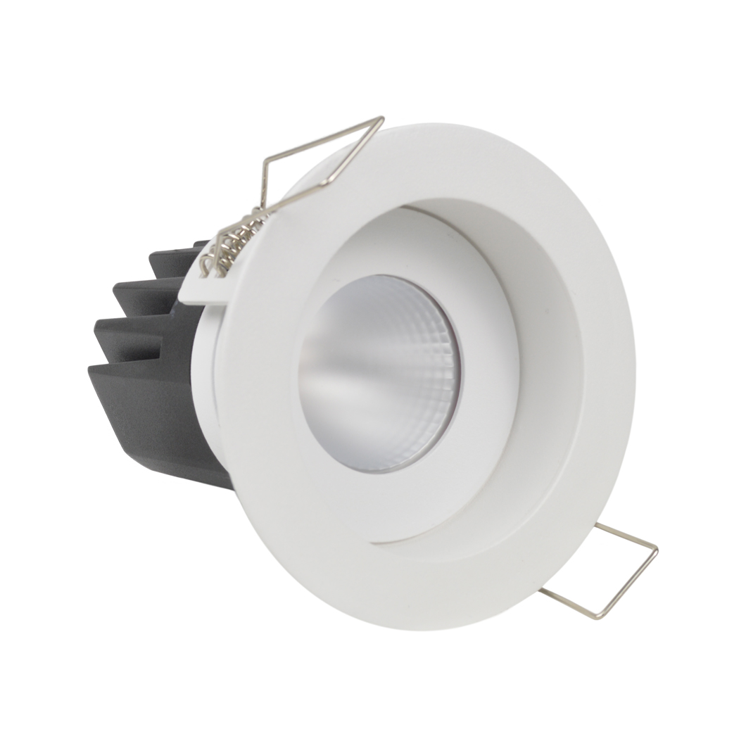 Eiger 1-R Round IP65 Fixed LED Downlight Image number 4