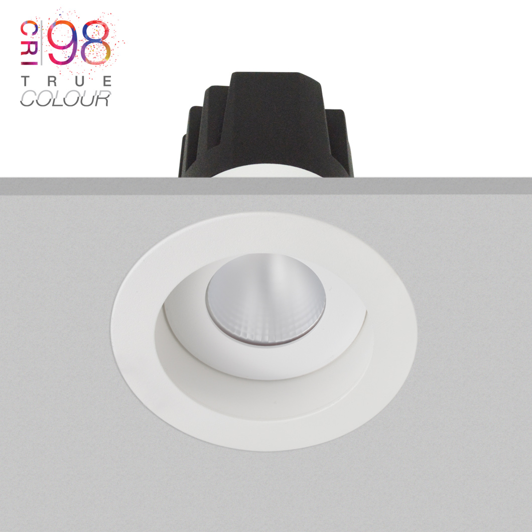 Eiger 1-R Round IP65 Fixed LED Downlight Image number 2