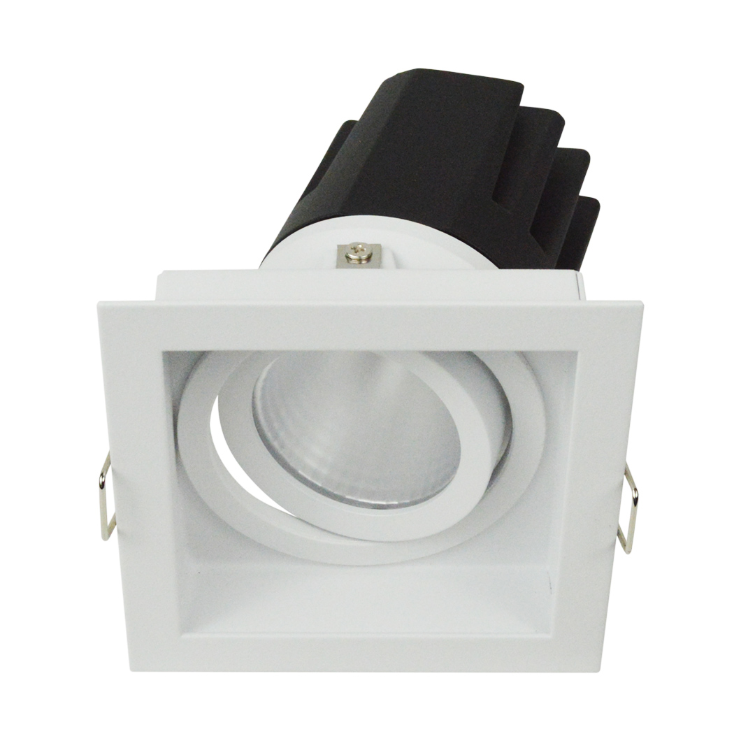 Eiger 1-S Square Adjustable LED Downlight Image number 3