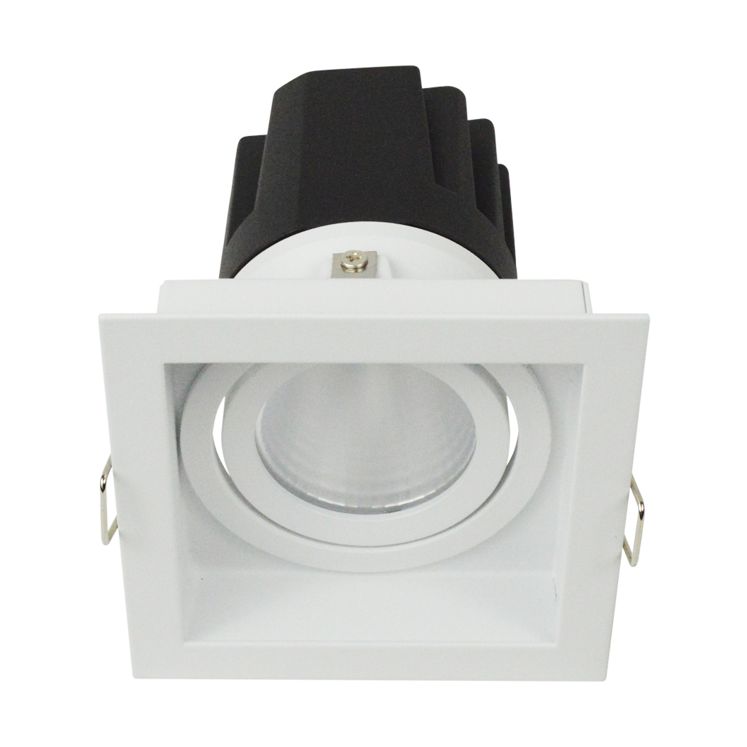 Eiger 1-S Square Adjustable LED Downlight Image number 4
