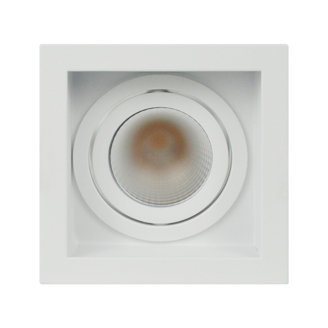 Eiger 1-S Square Adjustable LED Downlight Image number 5