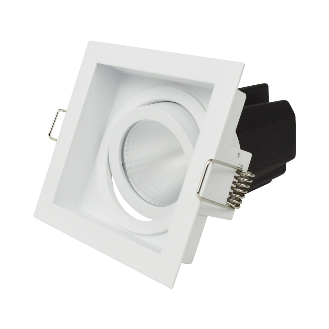 Eiger 1-S Square Adjustable LED Downlight Image number 6