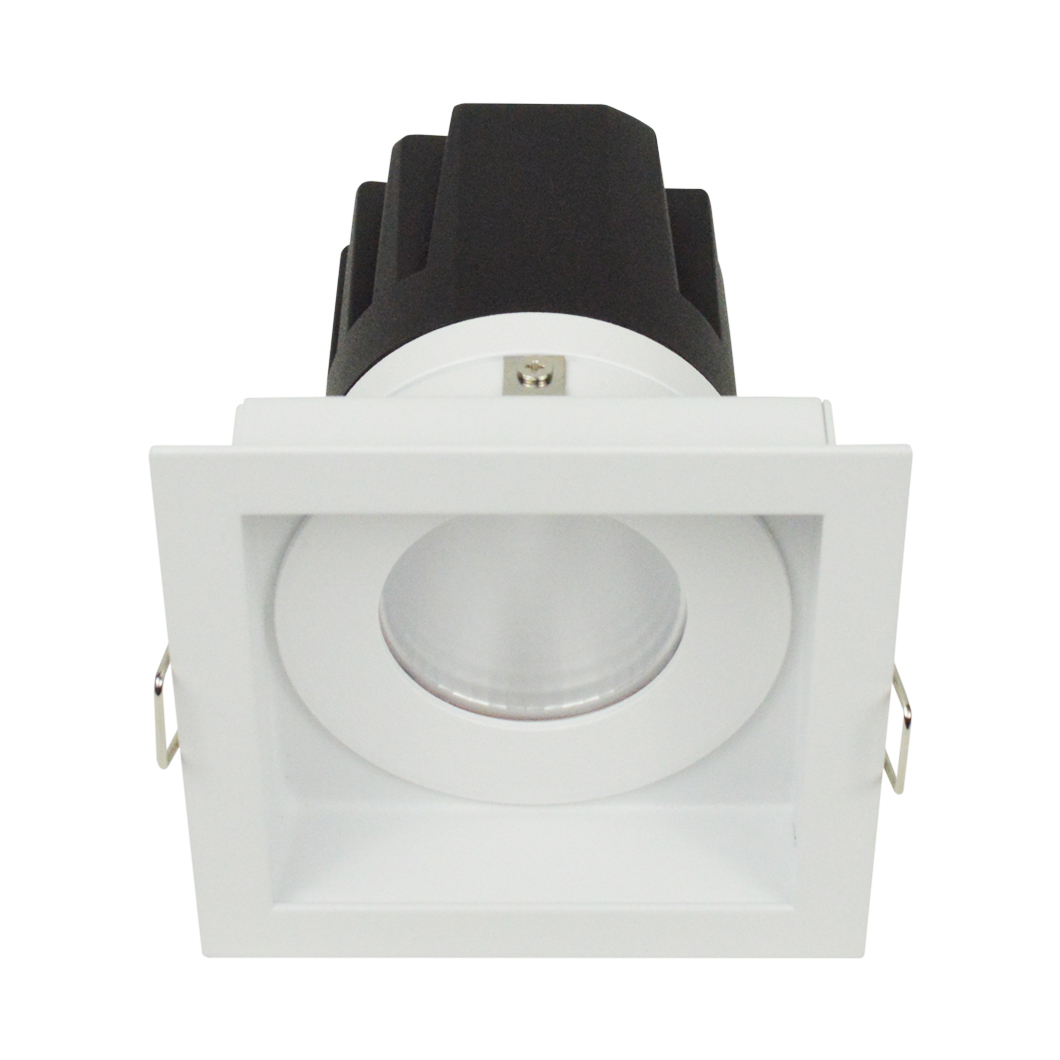 Eiger 1-S Square IP65 Fixed LED Downlight Image number 3