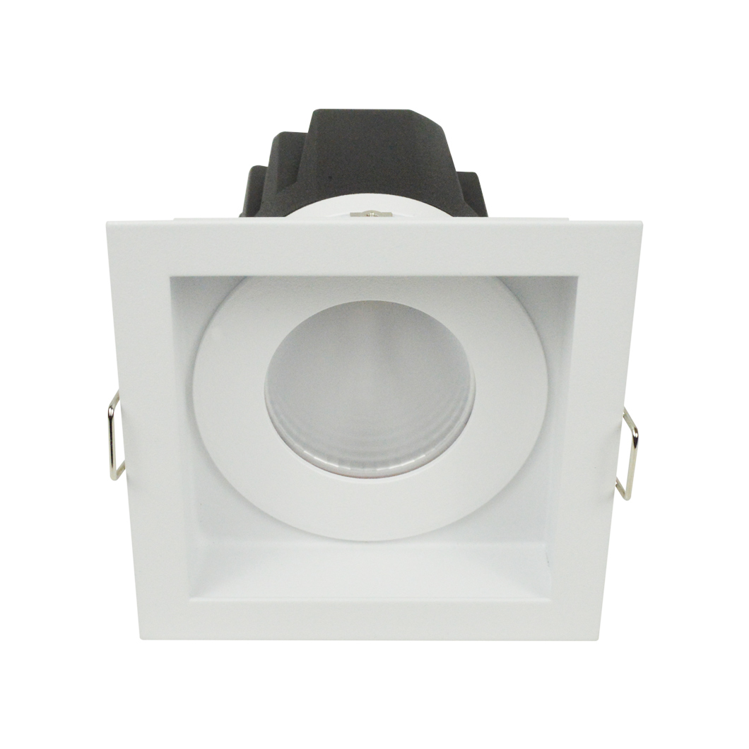 Eiger 1-S Square IP65 Fixed LED Downlight Image number 4