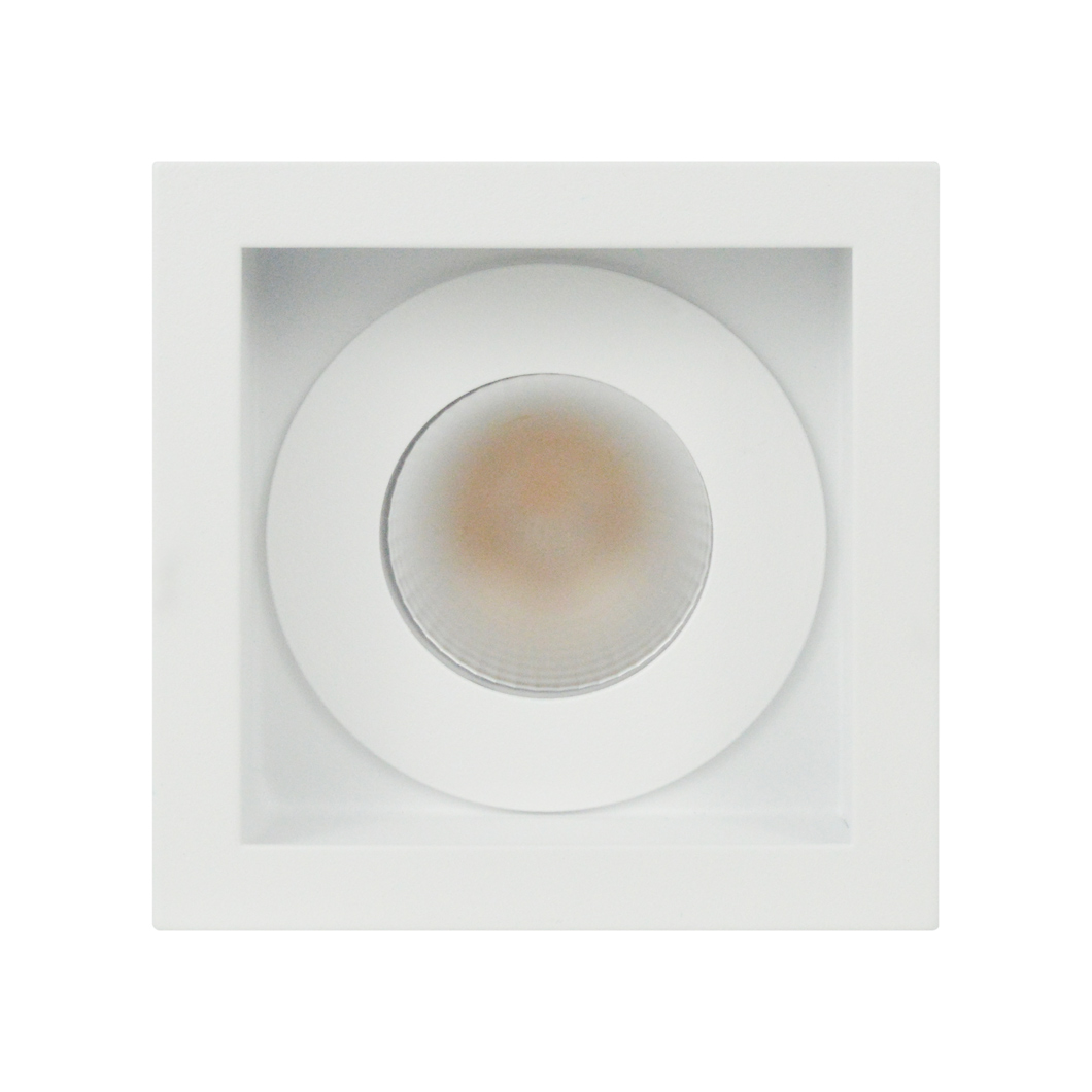 Eiger 1-S Square IP65 Fixed LED Downlight Image number 5