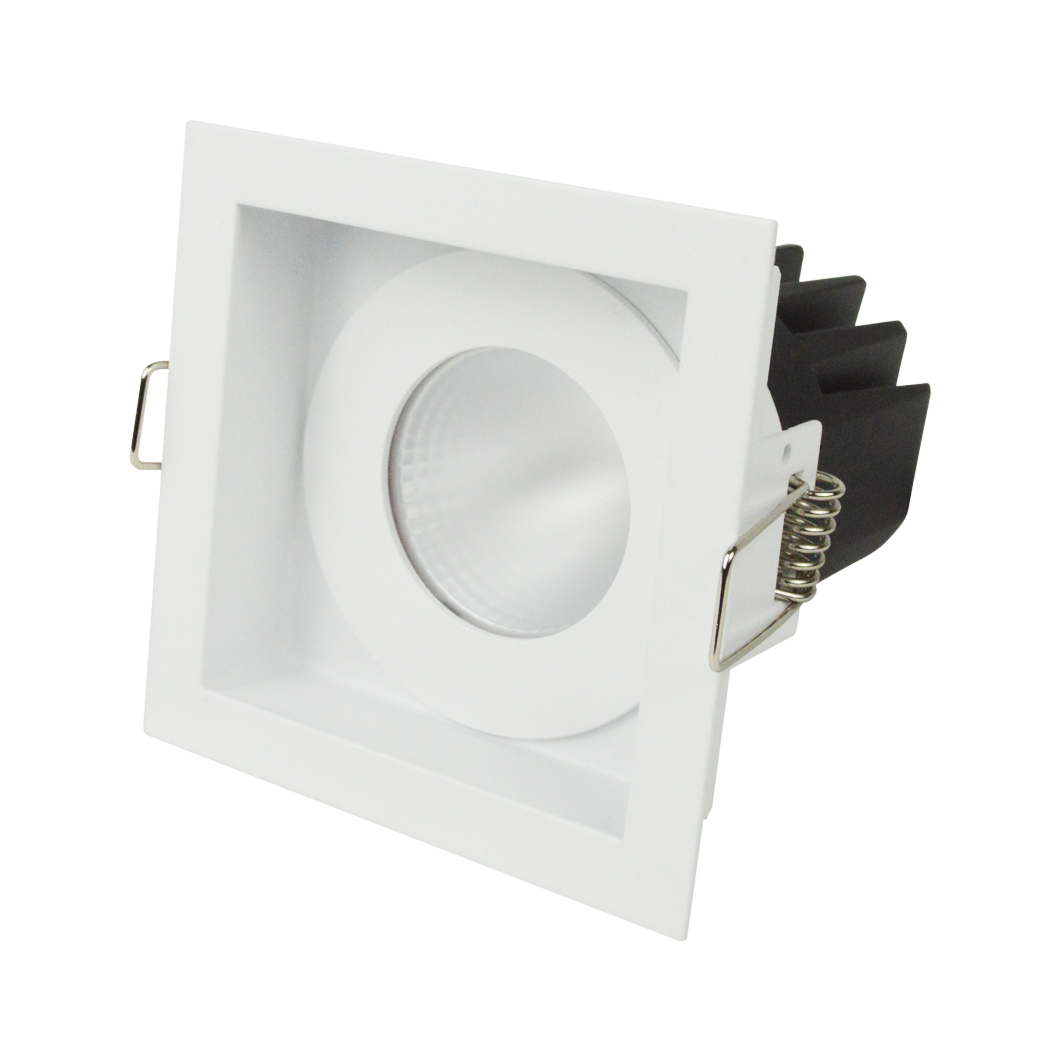 Eiger 1-S Square IP65 Fixed LED Downlight Image number 6