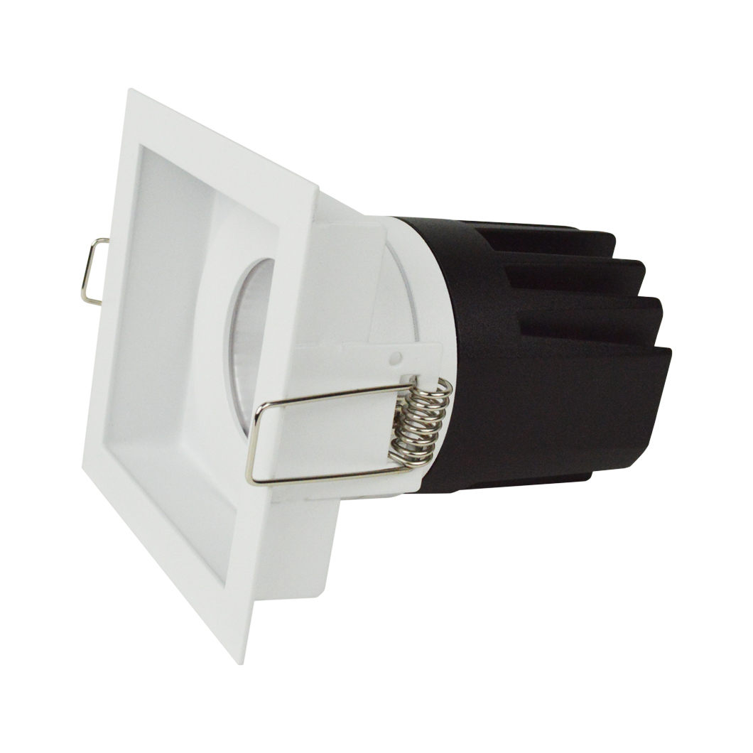 Eiger 1-S Square IP65 Fixed LED Downlight Image number 7