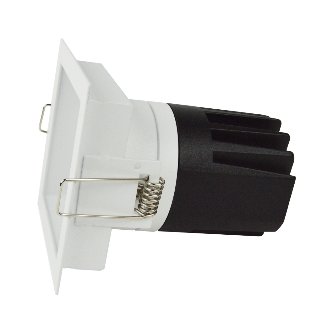 Eiger 1-S Square IP65 Fixed LED Downlight Image number 8