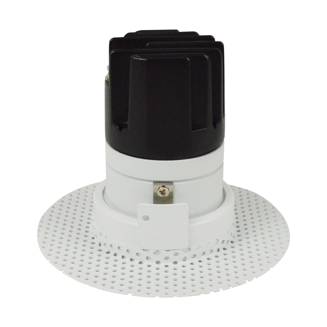 Eiger Mini 1-R Round IP65 Fixed Plaster In LED Downlight Image number 7