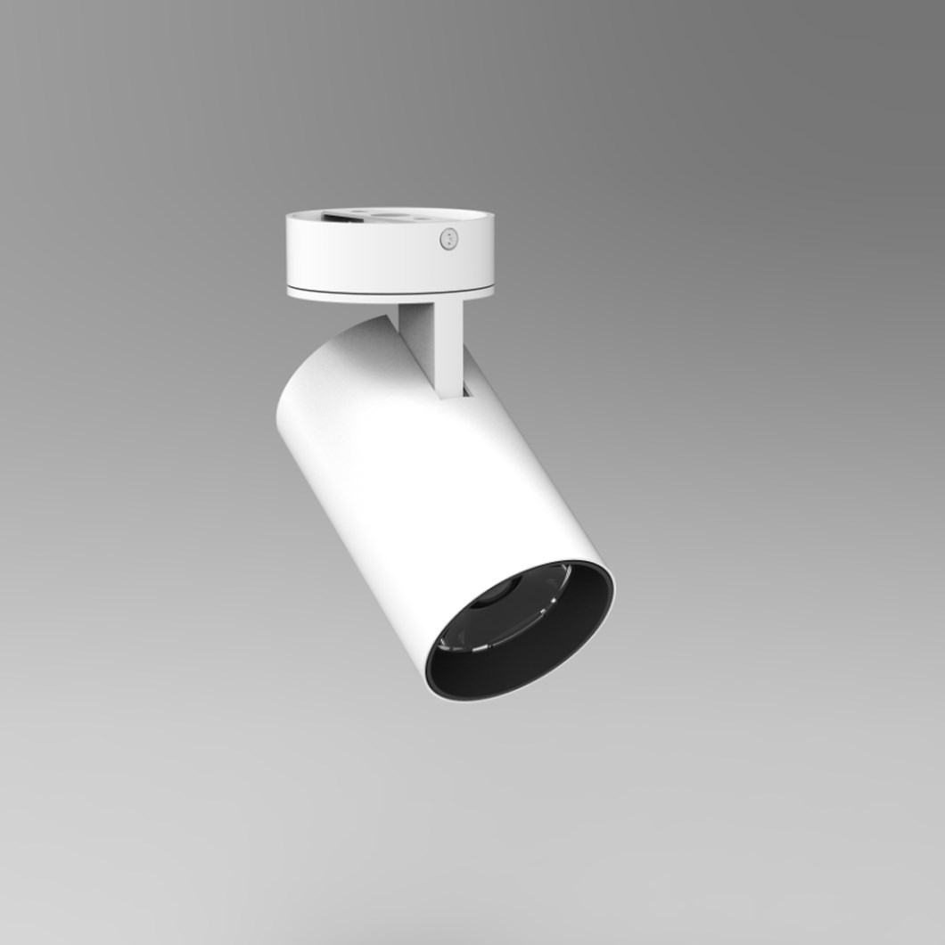 Alps 15W Adjustable LED Wide Surface Mounted Spotlight   Image number 5